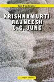 Krishnamurti. Rajneesh. C.G. Jung - Couverture - Format classique