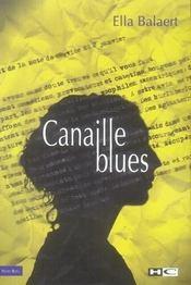 Canaille blues - Intérieur - Format classique