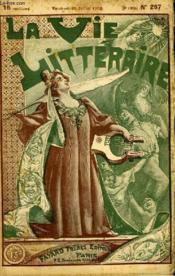 La Marche De Pierre. La Vie Litteraire. - Couverture - Format classique