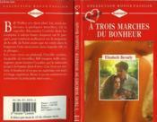 A Trois Marches Du Bonheur - An Unsuitable Man For The Job - Couverture - Format classique