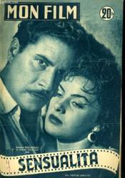 Mon Film N° 375 - Sensualita - Couverture - Format classique
