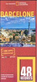 Vente livre :  Guide 48 Heures ; Barcelone  - Collectif