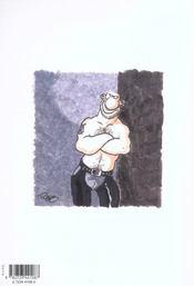 Conrad et Paul t.5 ; poppers ! mange-cul ! pince-tétons - 4ème de couverture - Format classique
