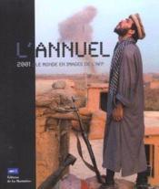 Annuel 2001 Le Monde En Images De L'Afp (L') - Couverture - Format classique
