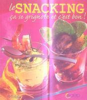 Le snacking, ca se grignote et c'est bon ! - Intérieur - Format classique