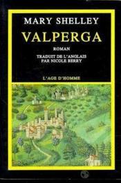 Valperga - Couverture - Format classique