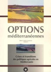 Crises et transitions des politiques - Couverture - Format classique