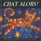 Chat Alors - Intérieur - Format classique
