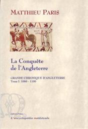 La grande chronique de Guillaume le conquérant - Couverture - Format classique
