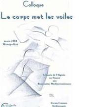 Corps Met Les Voiles (Le) - Couverture - Format classique