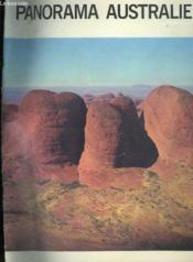 Panorama Australien. - Couverture - Format classique