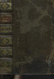 Discours Sur L'Histoire Ecclesiastique. Tome I. - Couverture - Format classique