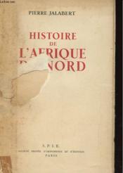 Histoire De L'Afrique Du Nord - Couverture - Format classique