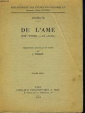 De L4ame - Couverture - Format classique