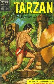 Tarzan - Le Seigneur De La Jungle - Mensuel N°44 - Couverture - Format classique