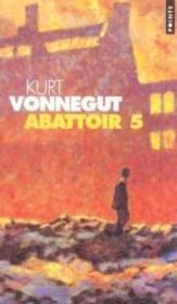 Abattoir 5 - Couverture - Format classique