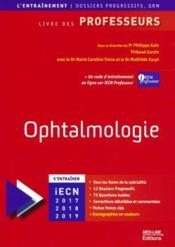 Vente  Ophtalmologie ; iECN 2017, 2018, 2019  - Collectif