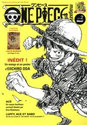 Vente livre :  One piece magazine N.2  - One Piece Magazine