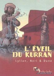 L'eveil du kurran - Intérieur - Format classique