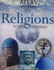 Atlas Historique Des Religions - Couverture - Format classique