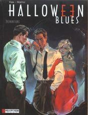 Halloween blues t.1 ; premonitions - Intérieur - Format classique