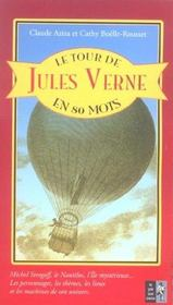 Le tour de jules verne en 80 mots - Intérieur - Format classique