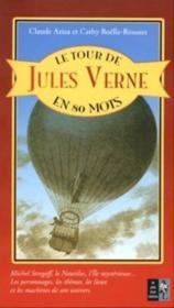 Le tour de jules verne en 80 mots - Couverture - Format classique