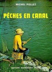 Peches En Canal - Couverture - Format classique
