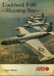 Lockheed f 80 shooting star - Couverture - Format classique