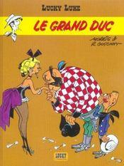 Lucky Luke t.40 ; le grand duc - Intérieur - Format classique