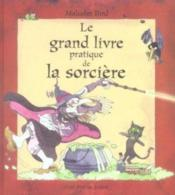 Le grand livre pratique de la sorcière - Couverture - Format classique