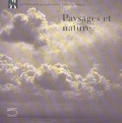 Paysages Et Nature (Franc.) - Intérieur - Format classique