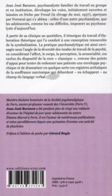 Langages et mémoire du corps en psychanalyse - 4ème de couverture - Format classique