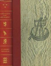 Sacandinavia, Past And Present. Five Modern Democraties. - Couverture - Format classique