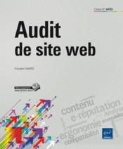 Vente livre :  Audit de site web  - Vincent Hiard
