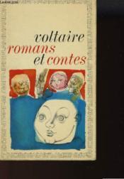 Romans Et Contes - Couverture - Format classique