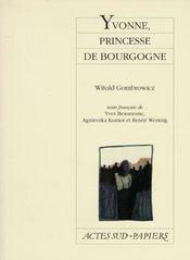 Yvonne, princesse de Bourgogne - Intérieur - Format classique