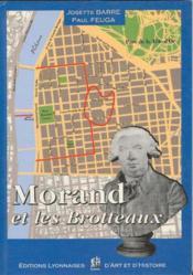 Morand et les Brotteaux - Couverture - Format classique