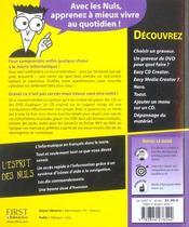 Gravure Cd Et Dvd - 4ème de couverture - Format classique