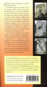 Le Père-Lachaise ; guide du flâneur - 4ème de couverture - Format classique
