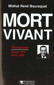 Mort Vivant - Intérieur - Format classique