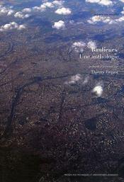 Banlieues ; une anthologie - Intérieur - Format classique