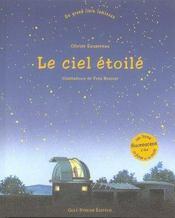 Un grand livre lumineux ; le ciel étoilé - Intérieur - Format classique