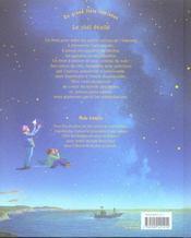 Un grand livre lumineux ; le ciel étoilé - 4ème de couverture - Format classique