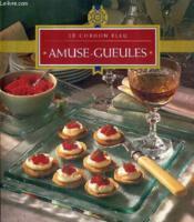 Amuse-Gueules - Couverture - Format classique