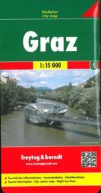 Graz (Autriche) - Couverture - Format classique