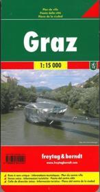 Graz (Autriche) - 4ème de couverture - Format classique