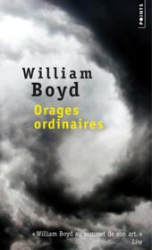 Vente  Orages ordinaires  - William Boyd
