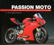 Passion moto - Couverture - Format classique