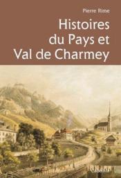 Histoires du Pays et Val de Charmey - Couverture - Format classique